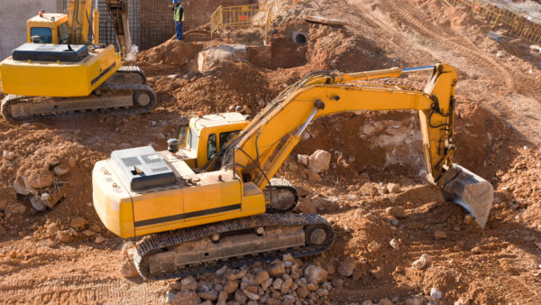 Construction site. Image: Dreamstime