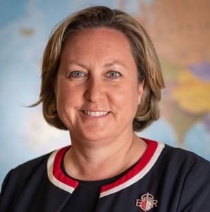 Construction minister Anne-Marie Trevelyan