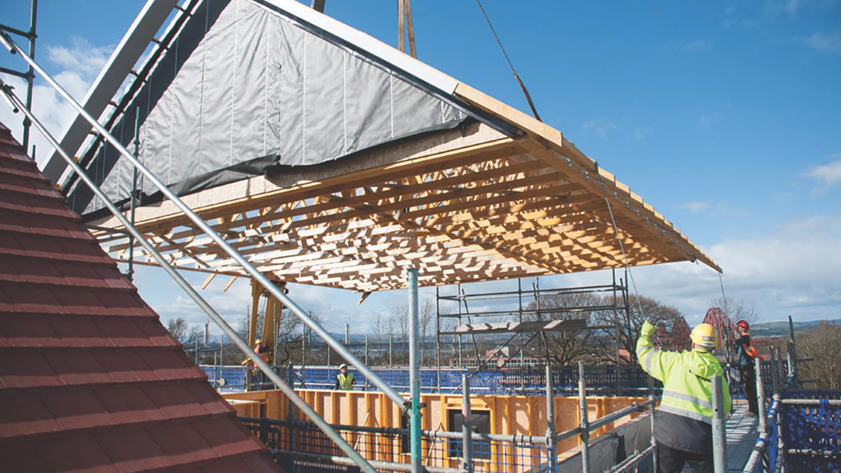 Housebuilder Barratt, which has set itself demanding carbon reduction targets, bought timber manufacturer Oregon last year