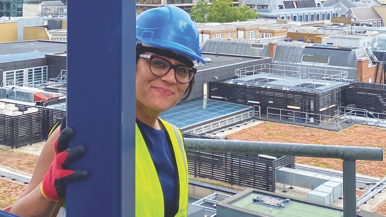 Chandni Vora, Vascroft Contractors