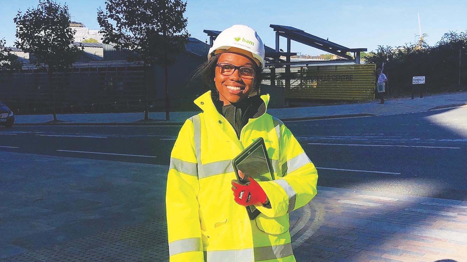 Krystal Hutchinson, BAM Construction