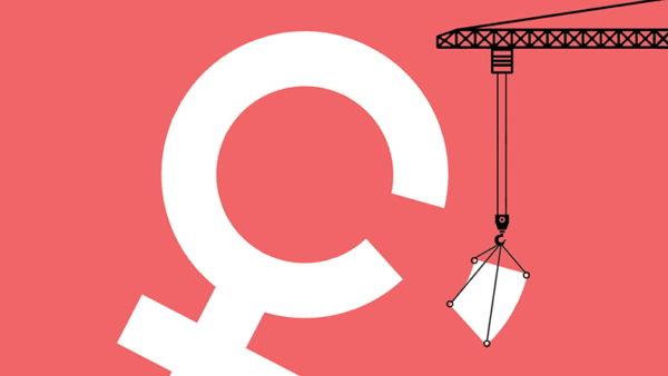 Gender pay gap diversity EDI construction