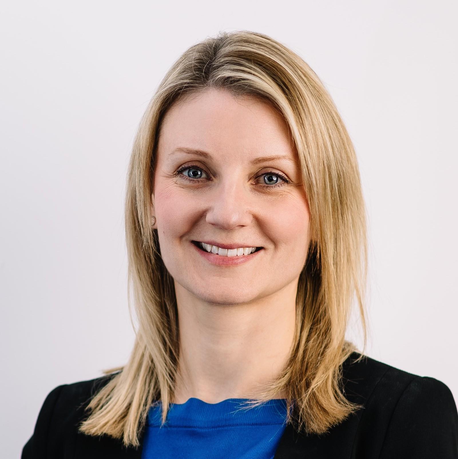 Amy Gough, CIOB director for membership