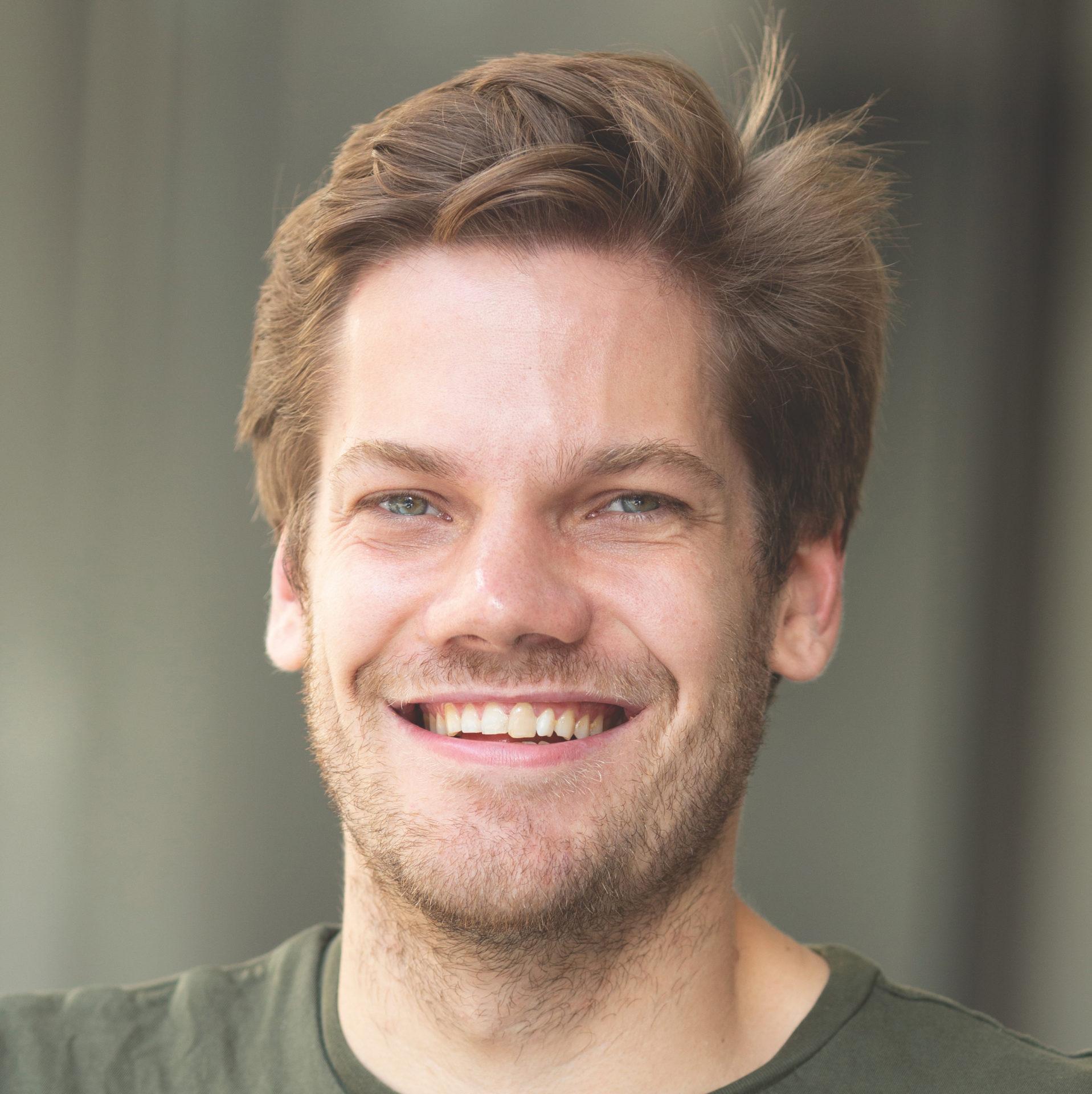 Felix Neufeld, CEO of AI specialist Disperse,