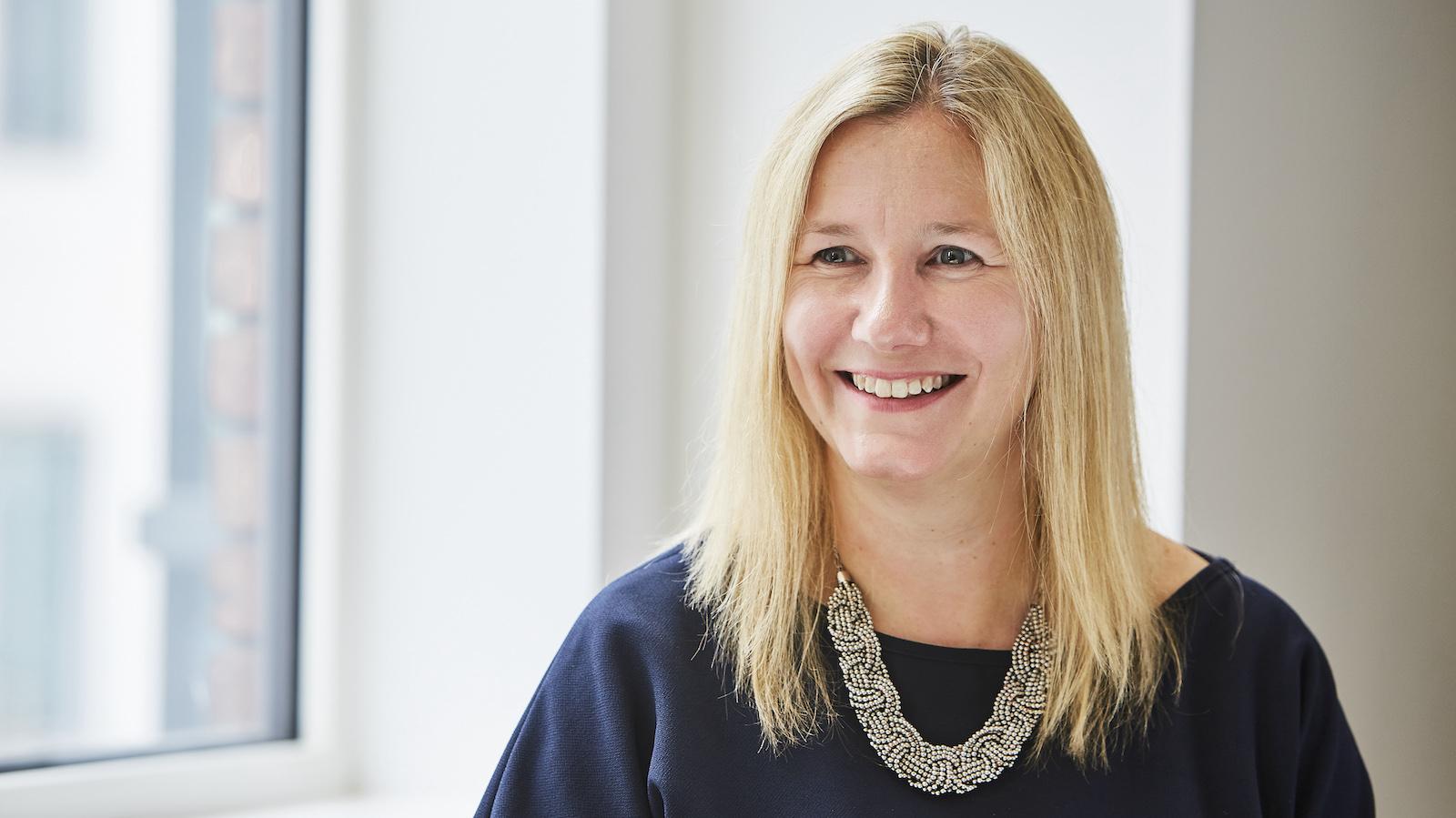 Sarah Draper, partner, head of people and culture, RLB