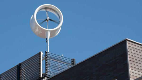 Wind turbine environmental