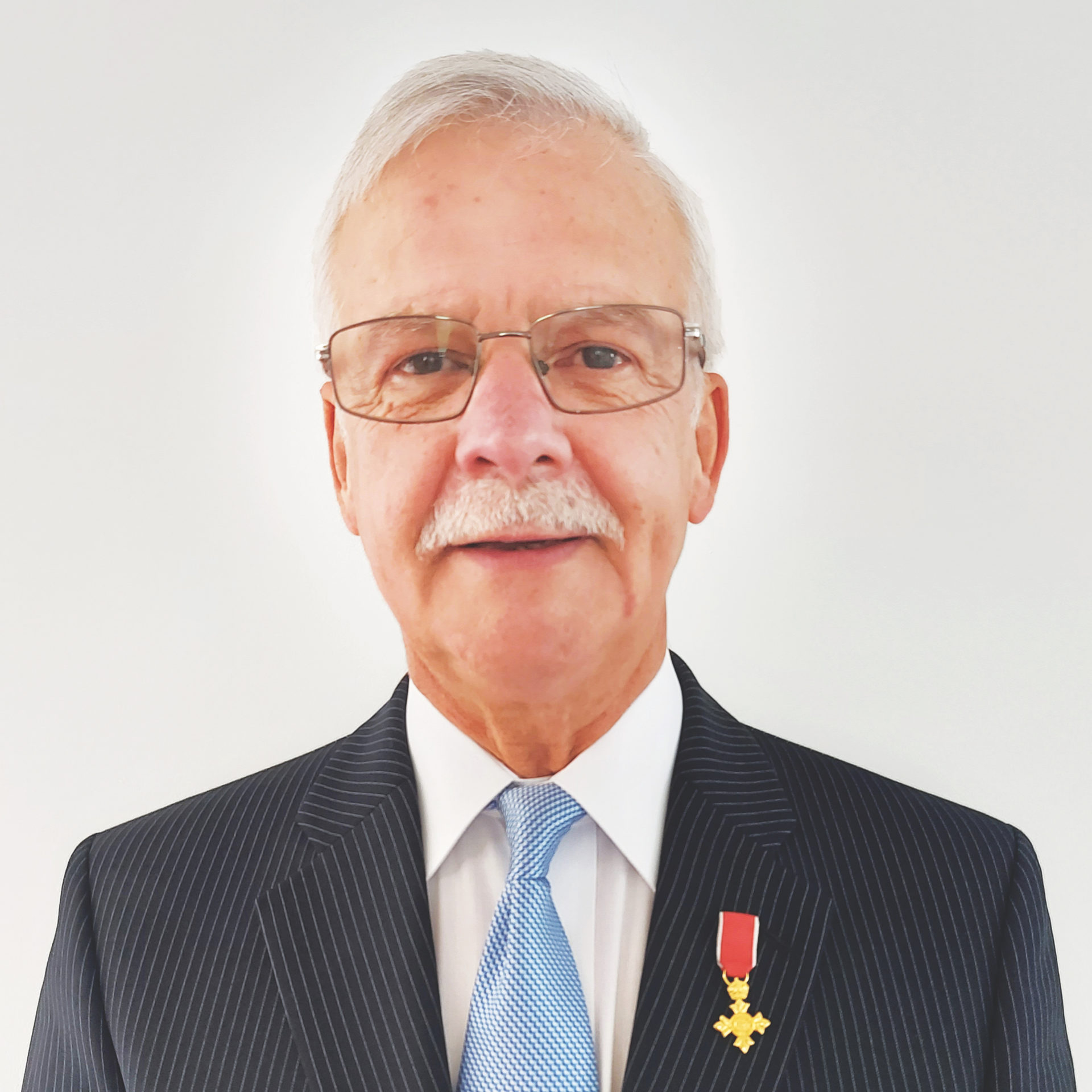 Mike Foy, CIOB president