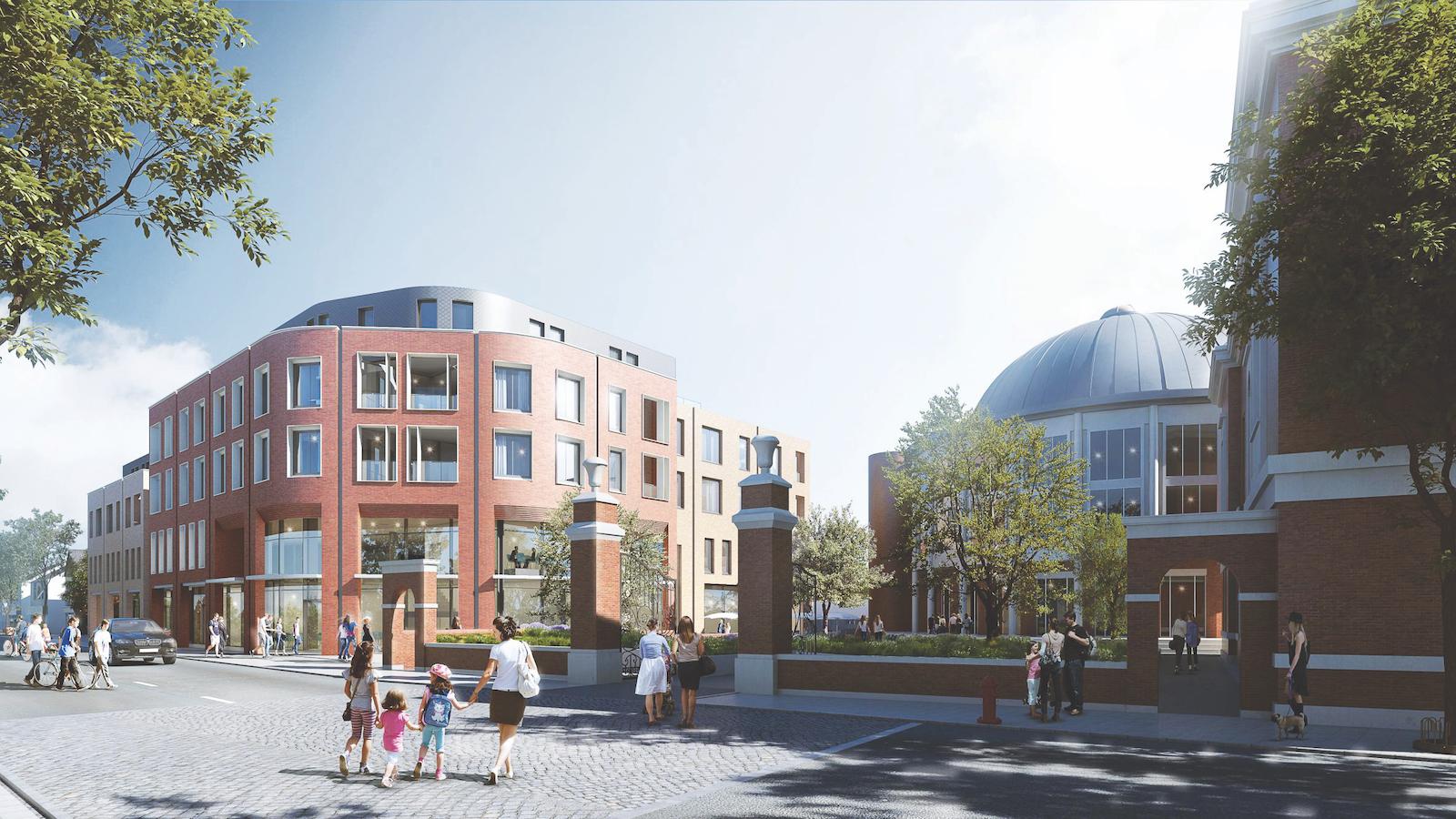 Braintree's Manor Street town centre regeneration