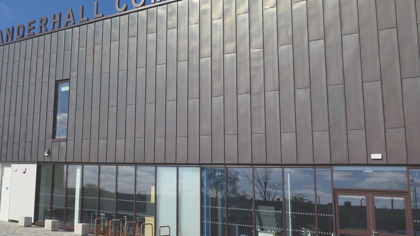 The Danderhall Community Hub for Midlothian Council