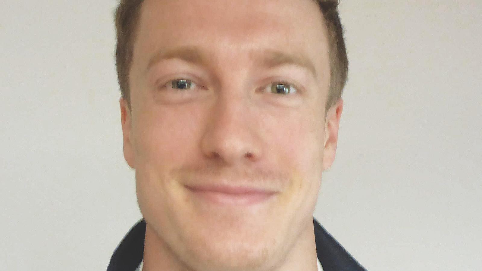 James Robinson, graduate civil/structural engineer, Invvu